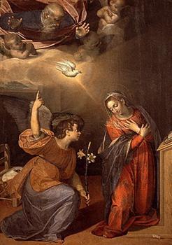 La oración de María