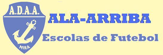 ALA ARRIBA - ESCOLAS FUTEBOL
