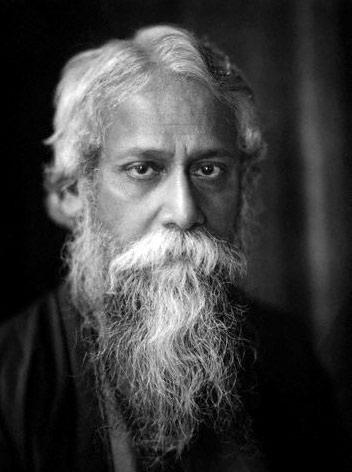 Parafrasear a Tagore