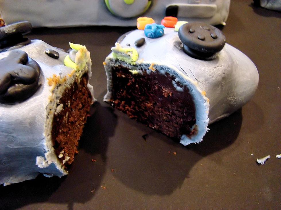 La Petite Brioche Mr Incredible S Xbox 360 Birthday