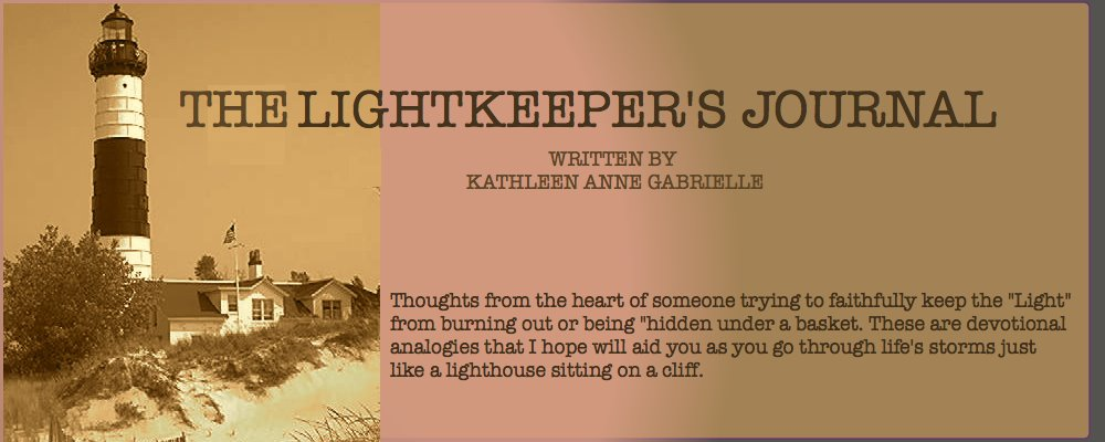 The LyghteKeeper's Journal