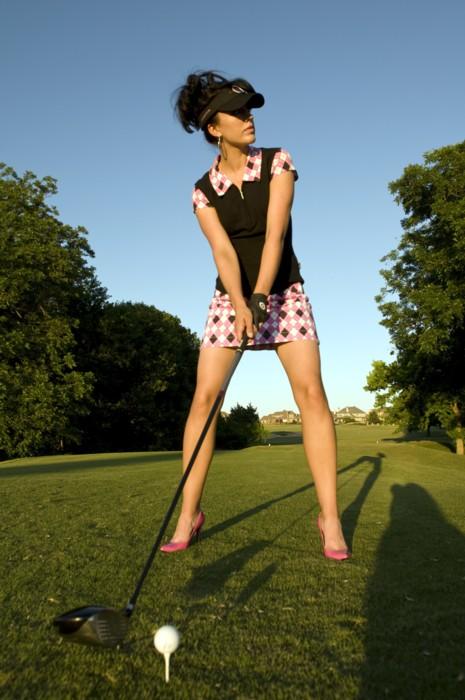 Golf Babes February 2011
