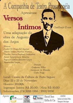 Versos Íntimos - 11/2008