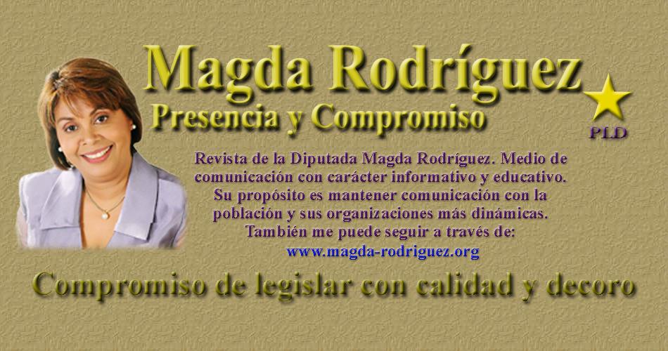 """Revista Magda: """"Presencia y Compromiso"""""""