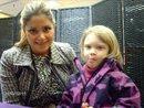 Mitt barnbarn med Leila Bakar