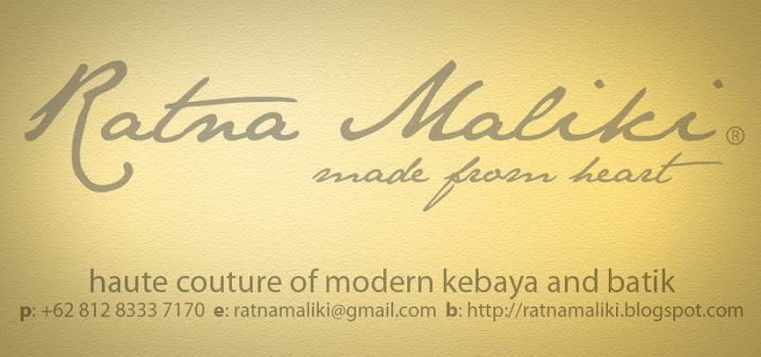 Ratna Maliki Kebaya