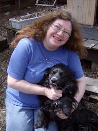 Poet Sue Blott