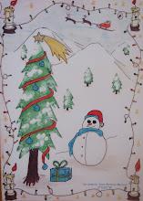 crismas ganador, Navidad 2008