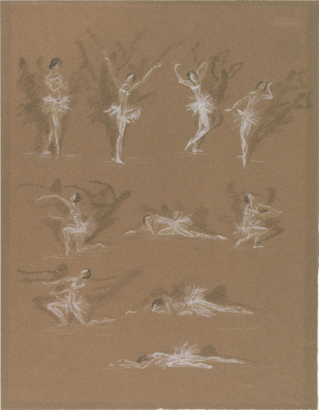 ballerina sketches