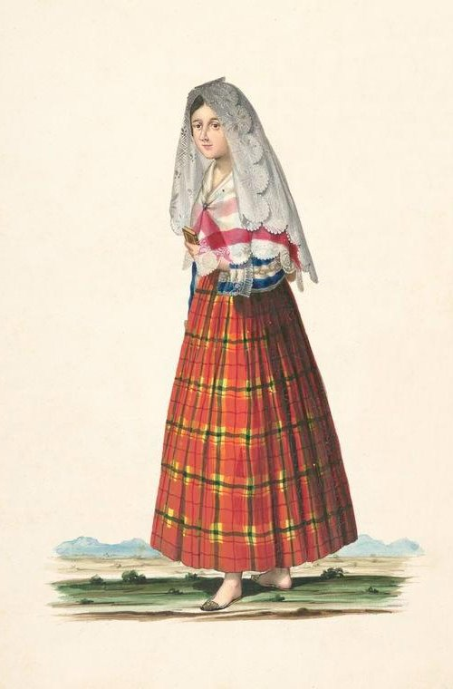 female costume Philippines