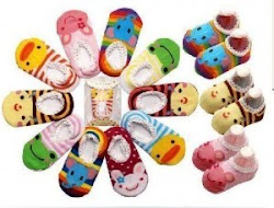 NEW ARRIVAL KIDS SOCKS RM16