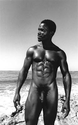 Beautiful Naked Black Men