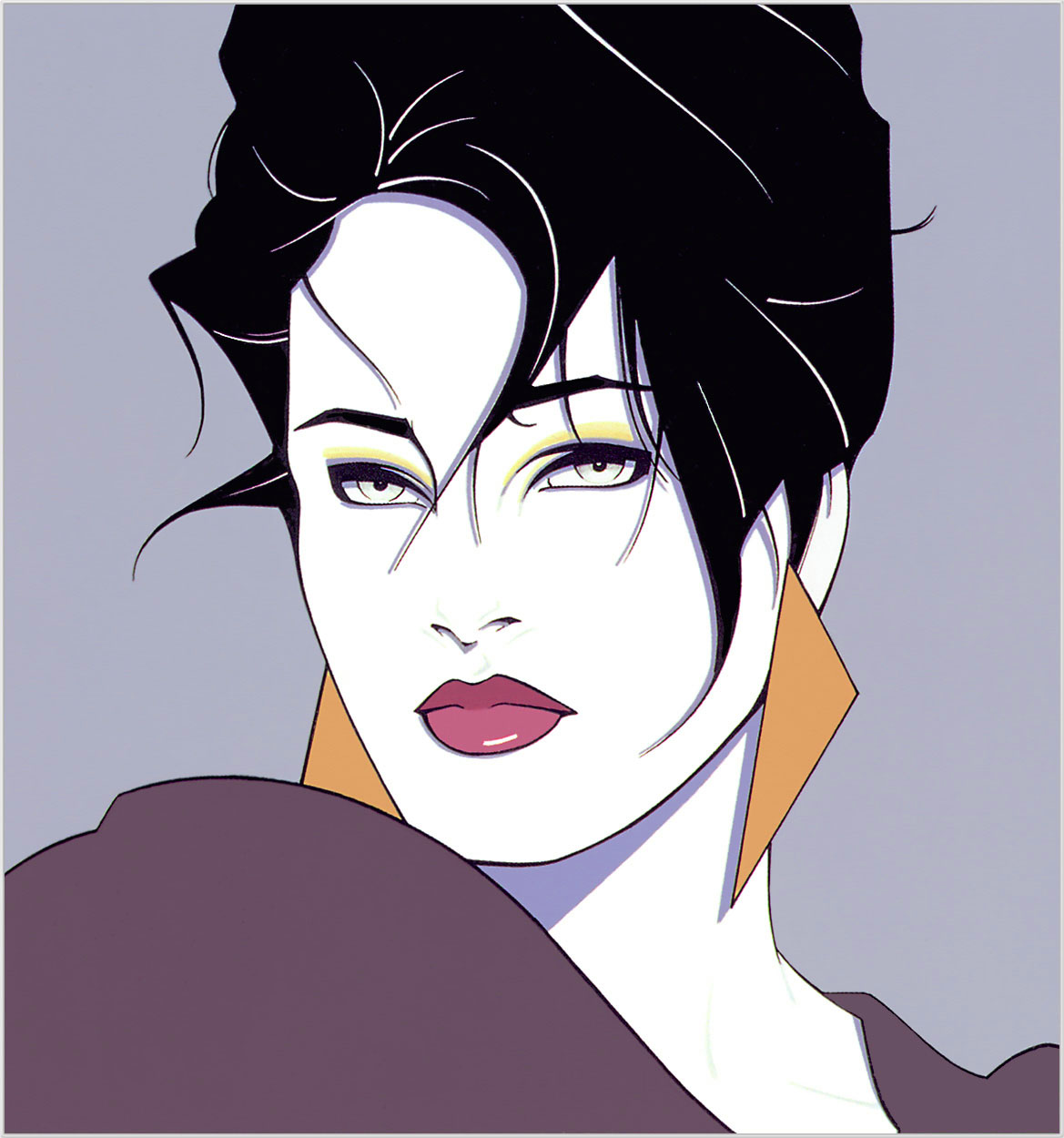 patrick nagel wallpapers art prints wall posters