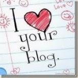 Tο Βραβείο του αγαπητού blog
