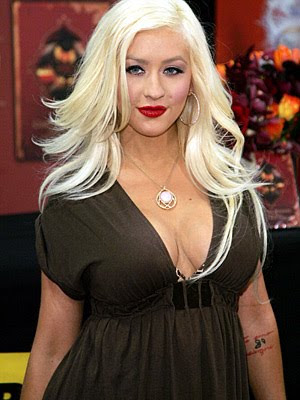 christina aguilera tattoo. Christina Aguilera tattoo