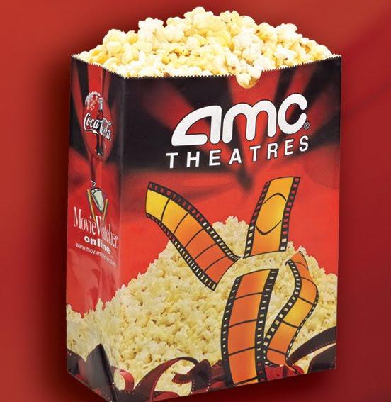 Amc popcorn coupon 2018