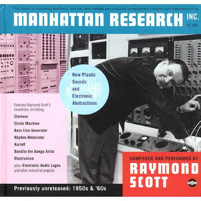 Raymond Scott, Manhattan Research Inc.