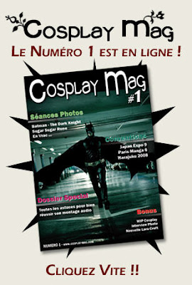 cosplay mag numero 1