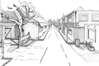 PerspectiveDevious Collection also Perspective Houses Sketch Pedestrian Street In The Old European City Burglengenfeld Bavaria Germany Hand Drawing 518559 further 291537775849019197 together with 535717318144910050 moreover 465911523936429813. on 2 point perspective drawing cityscape