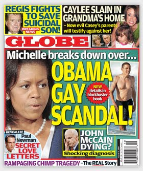 Obama gay sex scandal