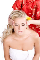 indian head massage, essential oils and hair loss