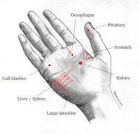 Hand Reflexology for Skin Conditions