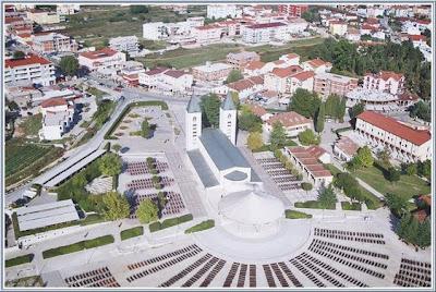 Un pèlerinage à Medjugorje ...en videos. Medjugorje