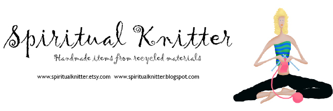Spiritual knitter
