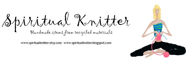 Spiritual knitter