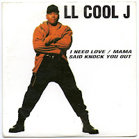 LL Cool J - I Need Love - Mama Said Knock You Out (All World Promo CDS)