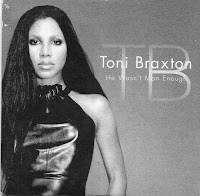 Cover Album of Toni Braxton - He Wasn't Man Enough (2000)