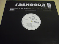 Rasheeda Feat. Slim - Get It On (VLS) 2001