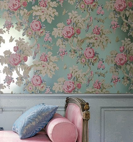 VLP Designs: Anna French Wallpapers and Fabrics