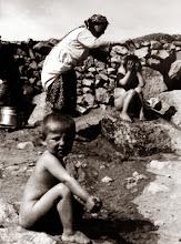 Köyde Banyo