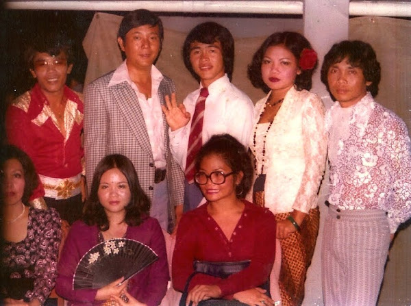 Concert tours in Sarawak 1979