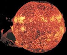 Le uniche fonti inesauribili : il sole