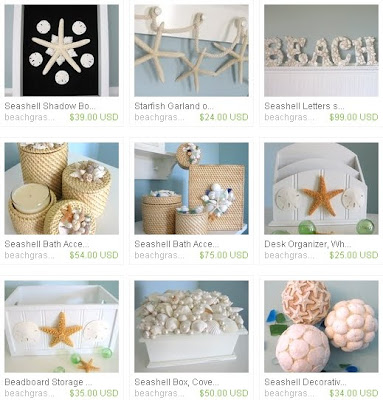 Seaside Decorating Ideas