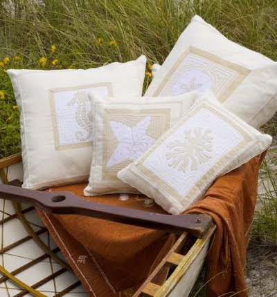 Sand Color Pillows