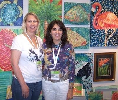 Painter Gerri Hyman
