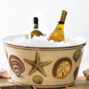 shell party tub