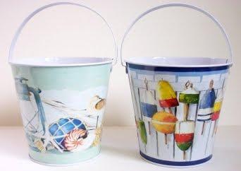 vintage sand pails on ebay