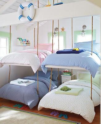cama corda náutica