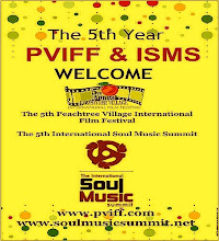 SOUL MUSIC SUMMIT and PEACHTREE VILLAGE INTERNATIONAL FILM FESTIVAL AWARDS PHOTO'S