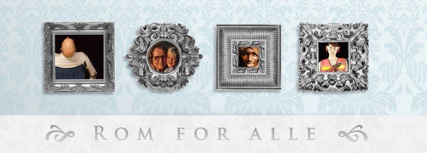 Rom for alle