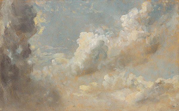 Leah Waichulis Fine Art Cloud Studies By John Constable