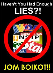 Main Stream Media are BN's Puppet!