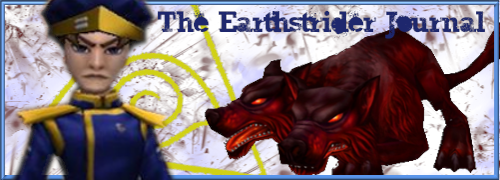 The Earthstrider Journal
