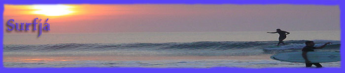 Surfjá