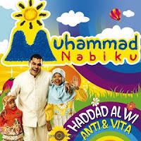 """Muhamadku """" adalah lagu karangan musisi kawakan lagu-lagu islam rohani"""