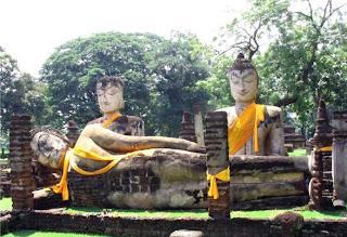 Kamphaeng Phet tourism